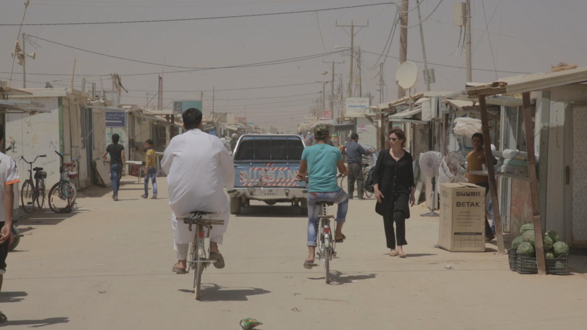 ΠΡΟΣΩΠΙΚΑ Ιορδανία προσφυγικός καταυλισμός Αλ Ζαάταρι