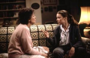'NIGHT MOTHER, Anne Bancroft, Sissy Spacek, 1986, (c) Universal