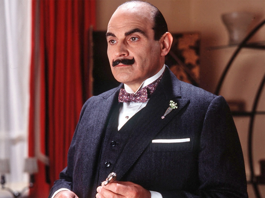 Agatha Christie's Poirot  (1)