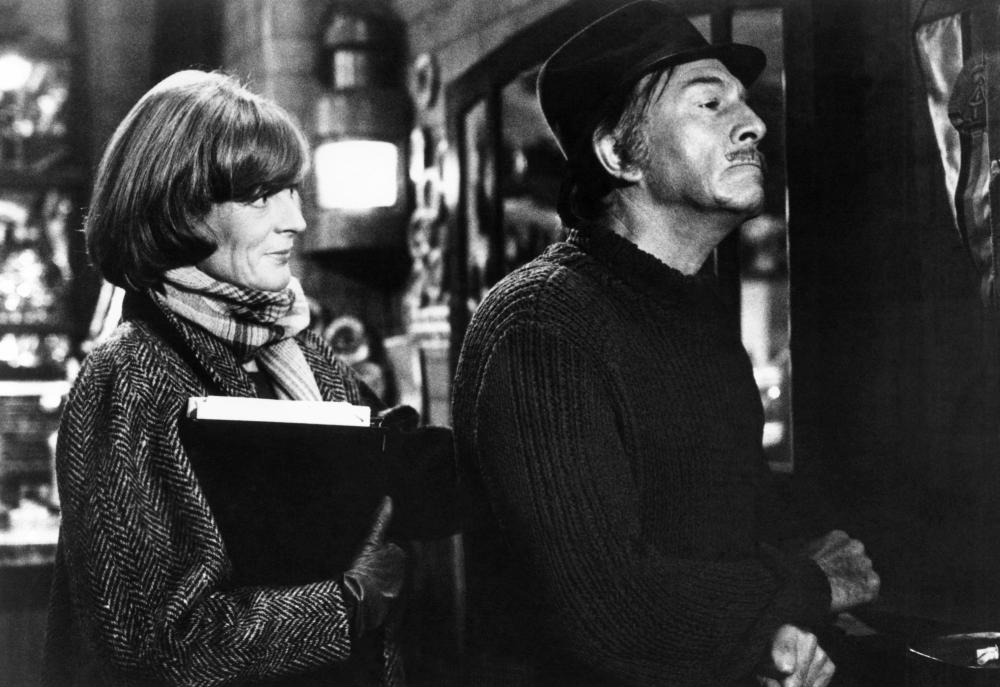 LILY IN LOVE, Maggie Smith, Christopher Plummer, 1984, (c)New Line Cinema