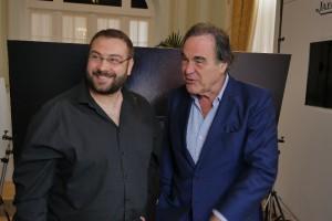 Alexandros Romanos Lizardos & Oliver Stone  (2)