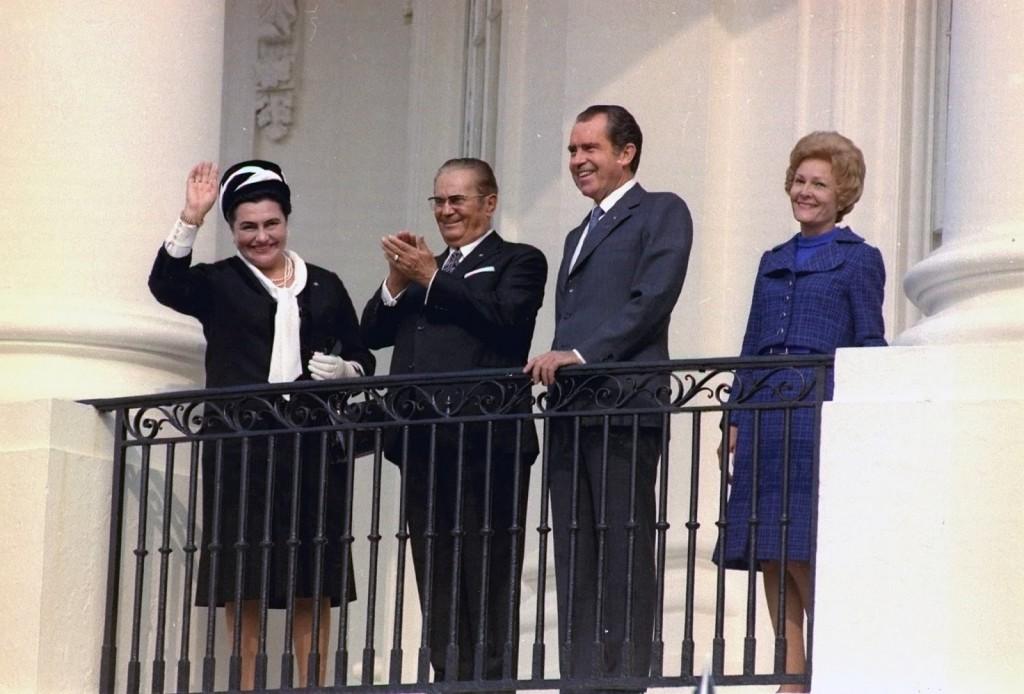 Nixon - Tito