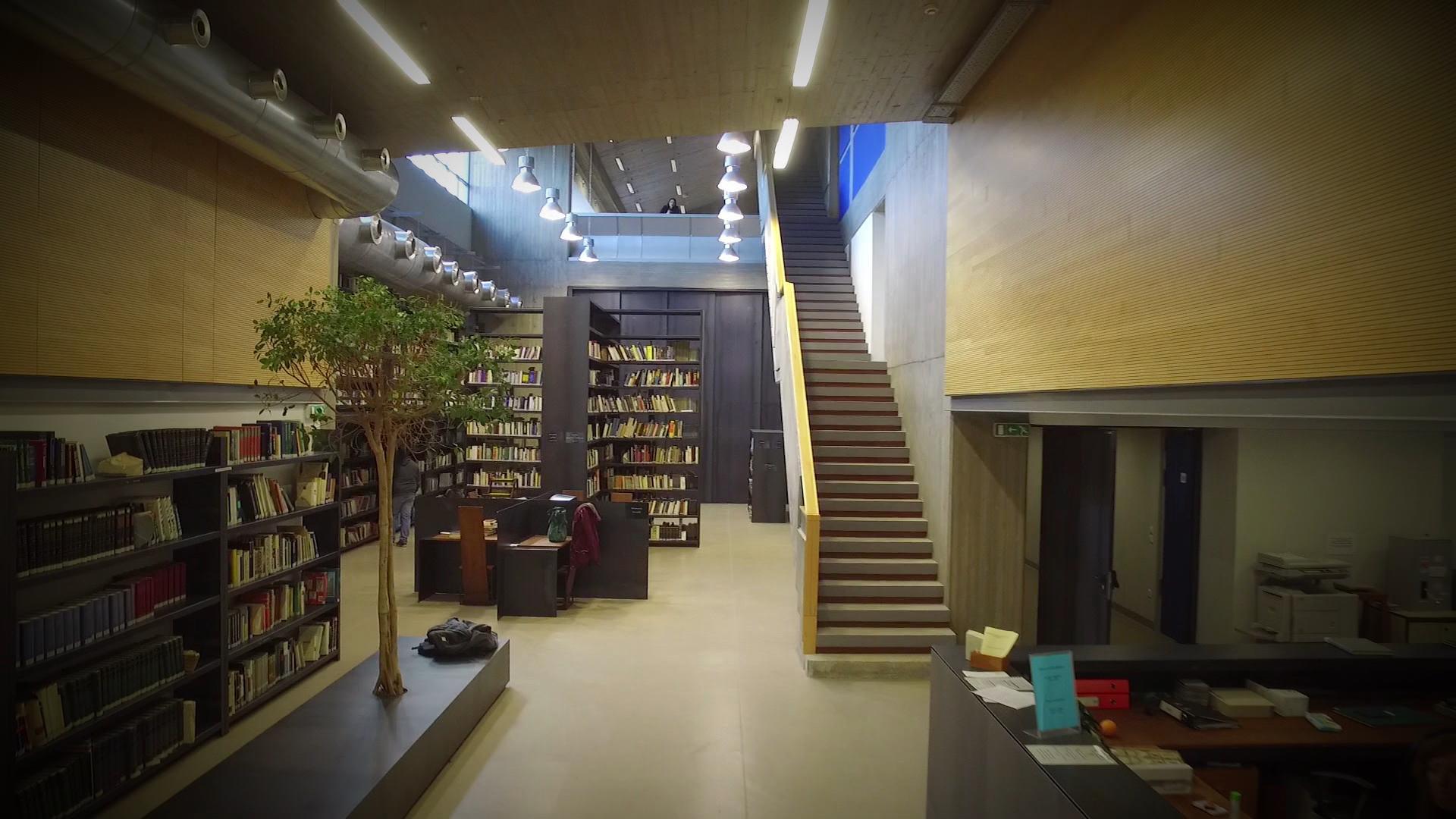 «Βιβλιοθήκη της Σχολής Καλών Τεχνών» (1)