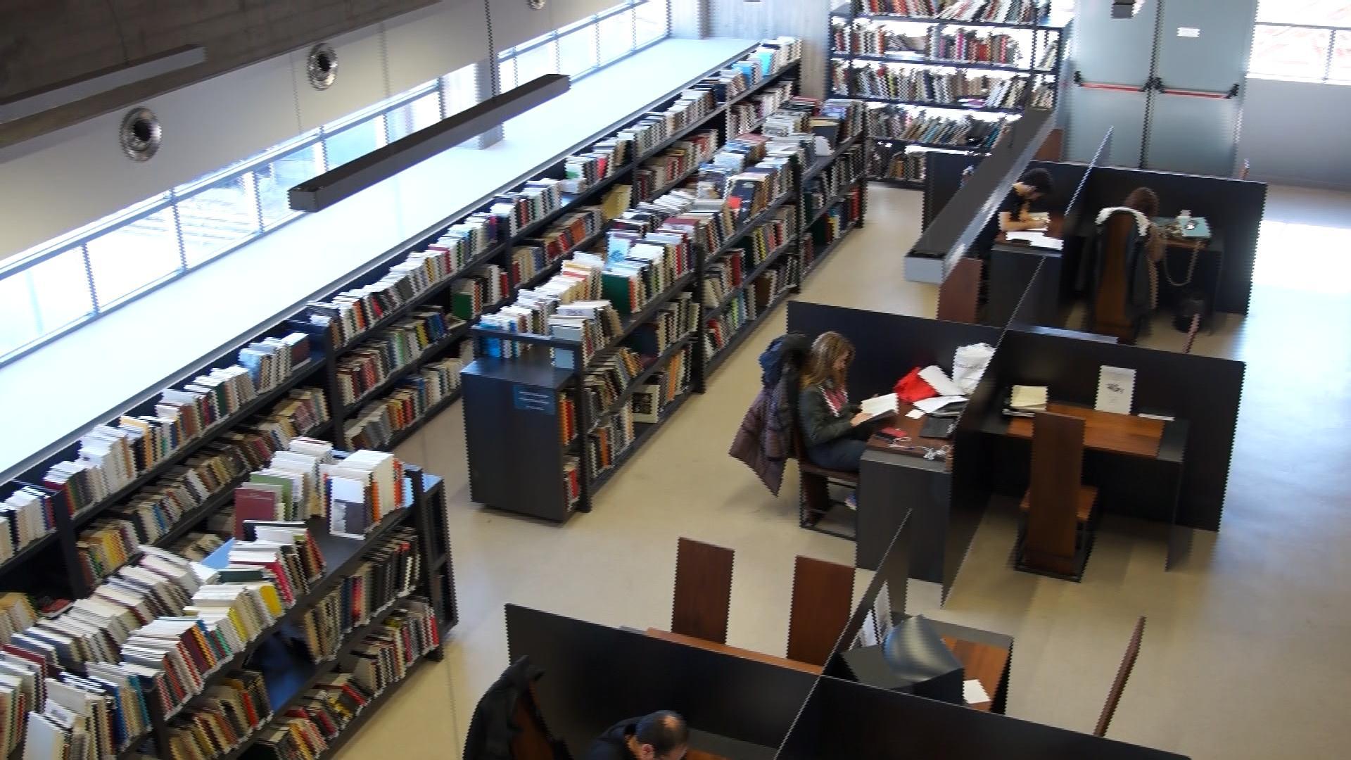 «Βιβλιοθήκη της Σχολής Καλών Τεχνών»