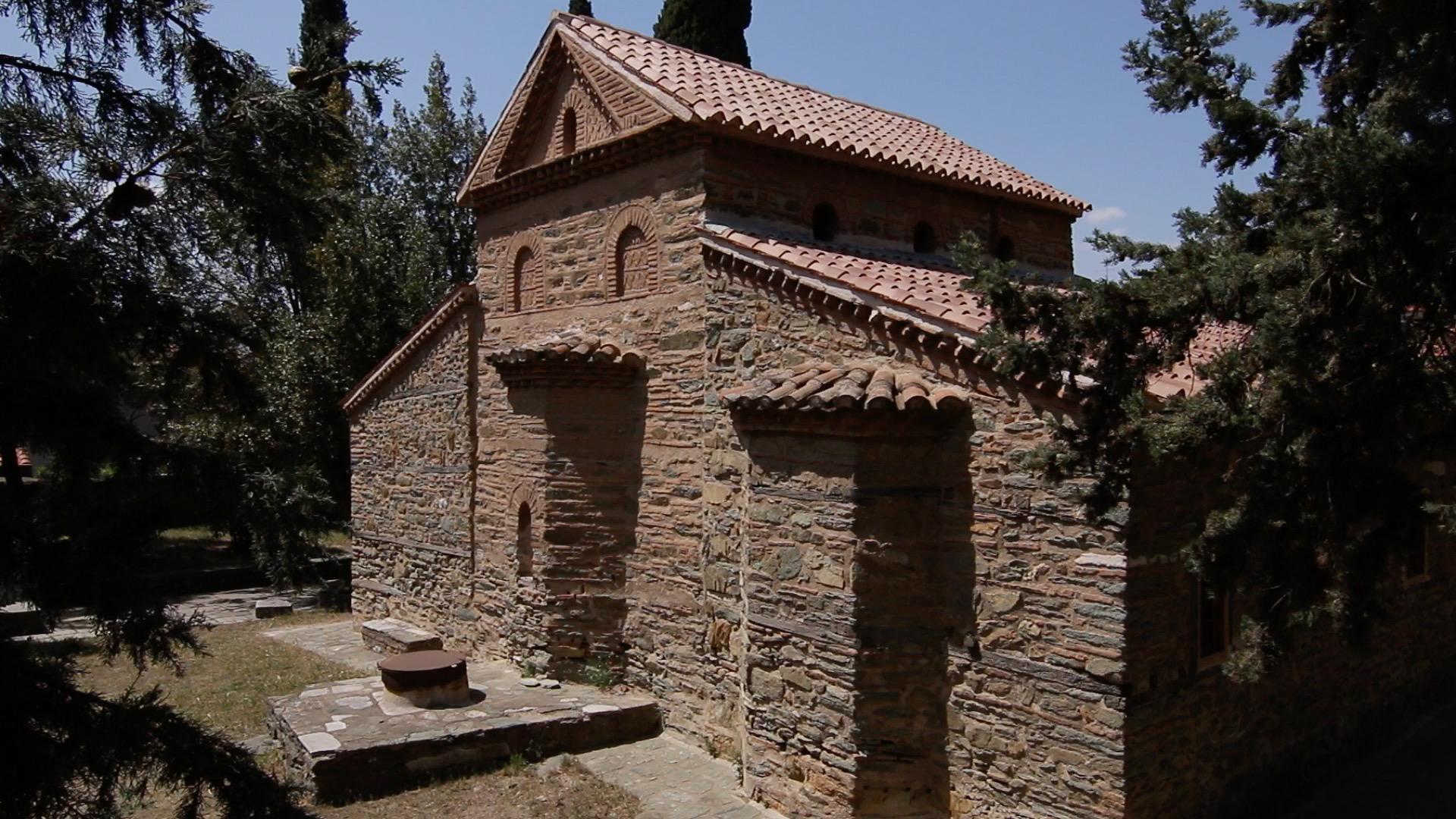 Ο ναός του Αγίου Νικολάου του Ορφανού