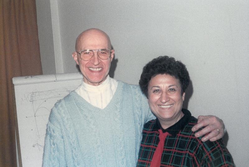 Καθηγητής Alfred Tomatis,Τόνυ Ευαγγελοπούλου