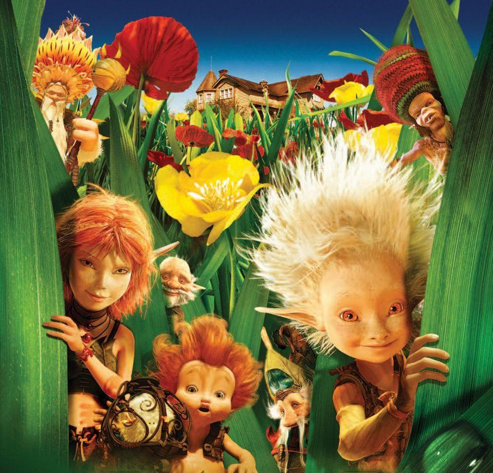 Arthur and the Minimoys (8)