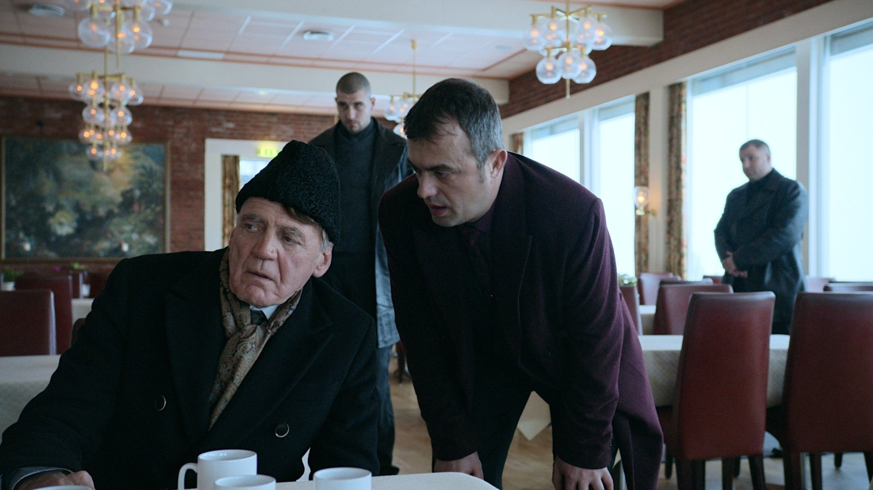 In order of disappearance (4)