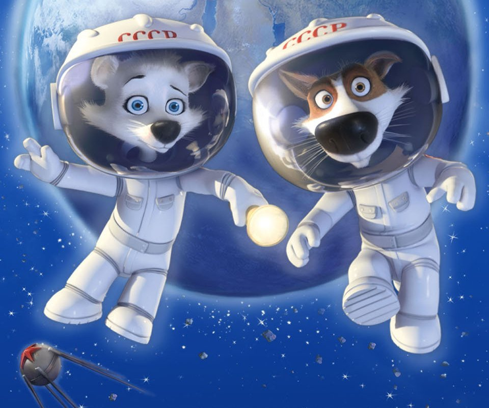 Space Dogs (2)