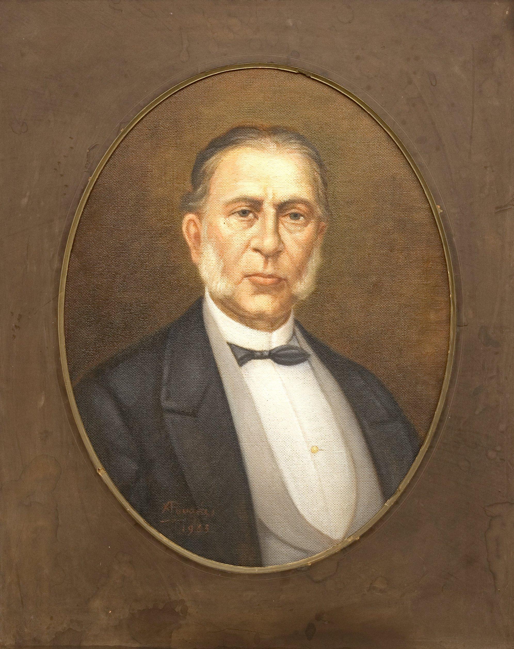 Προσωπογραφία Δημητρίου Σολωμού