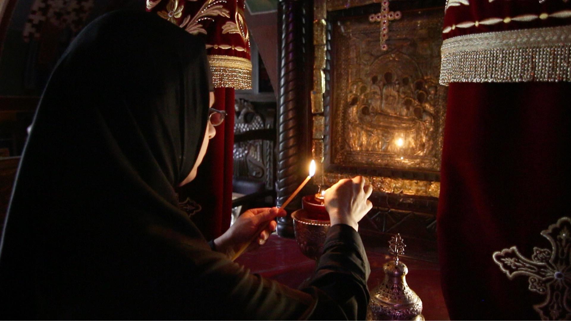 Εικόνισμα Παναγίας Μαλεβή