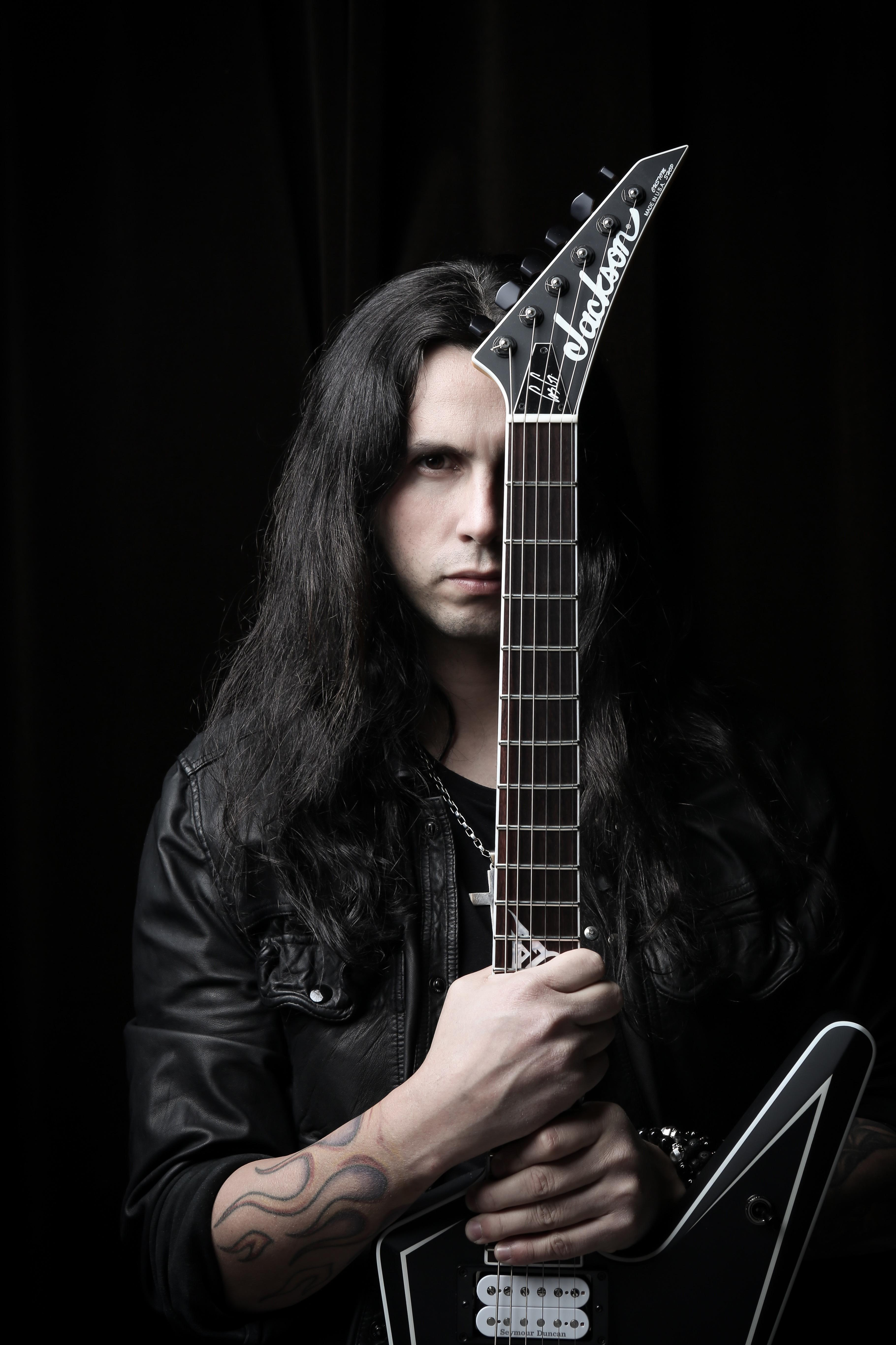 GUS G Poster