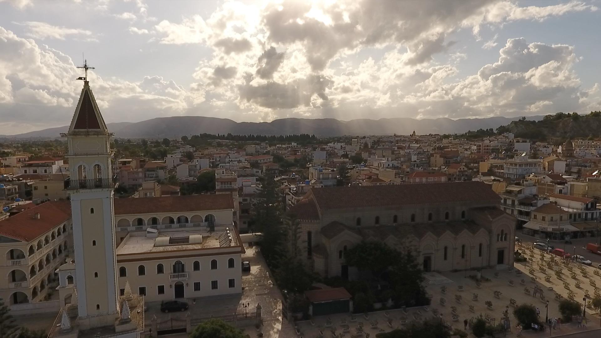 Ιερά Μονή Αγίου Διονυσίου, Ζάκυνθος
