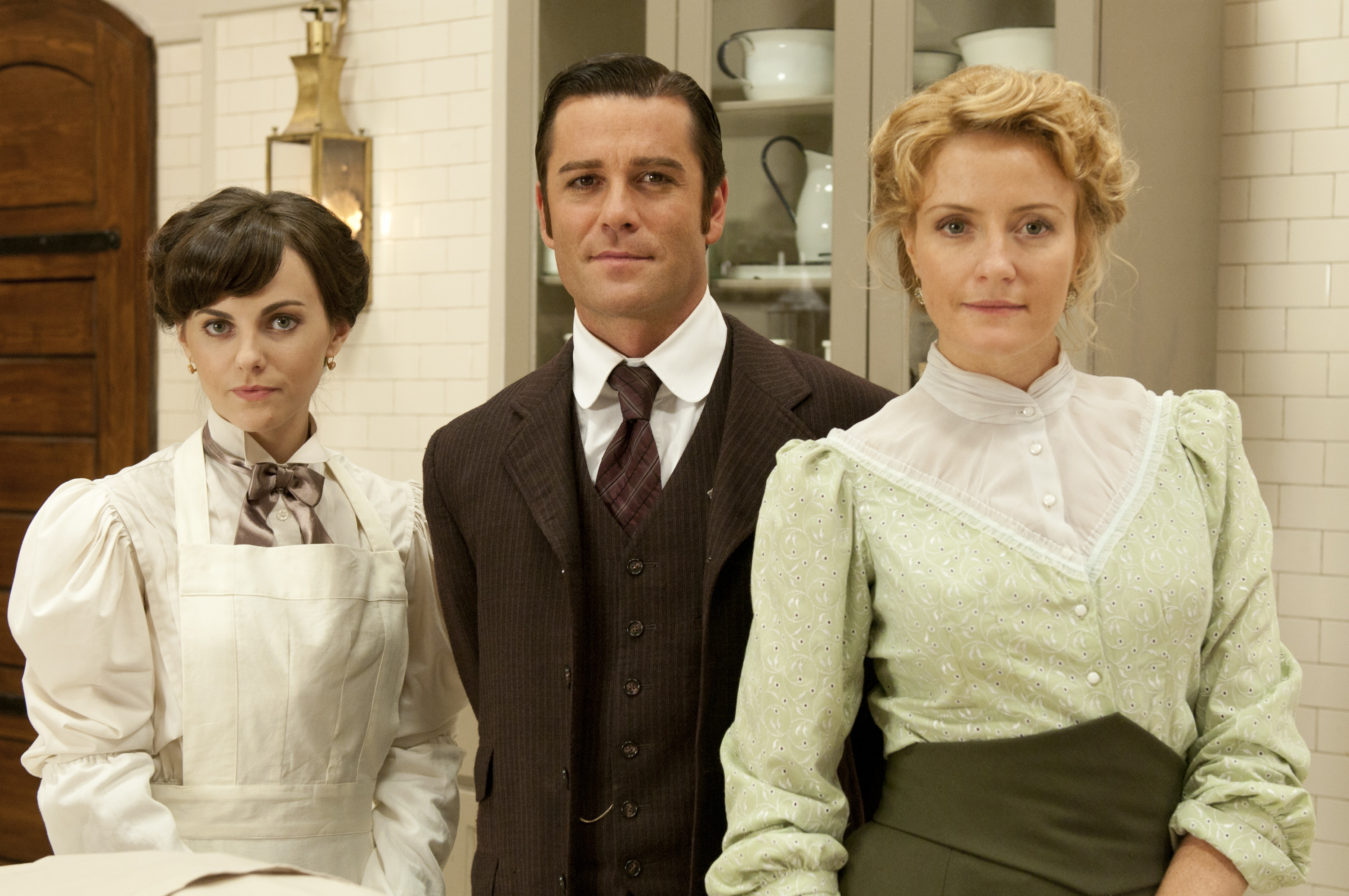 Murdoch Mysteries Season Five (1)