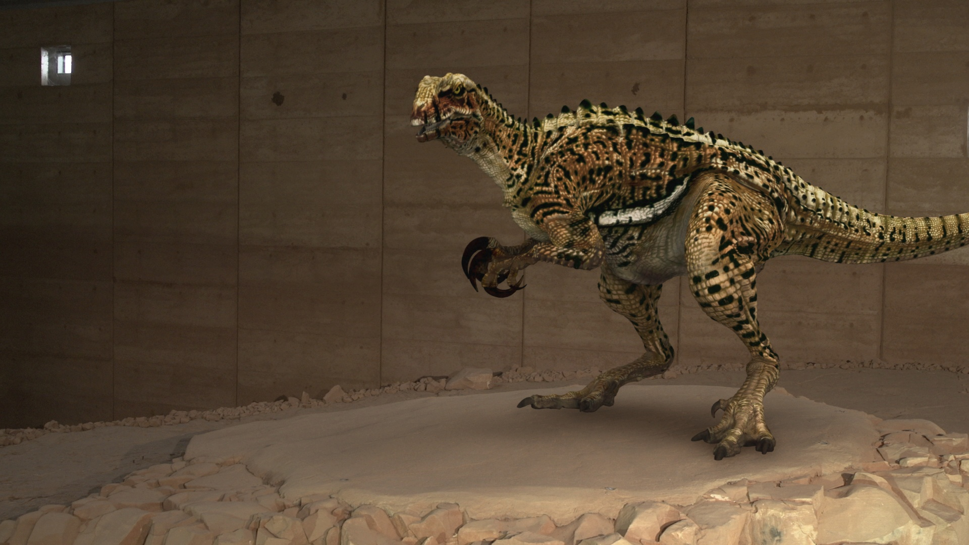 «Dinosaurs in the Outback» (3)