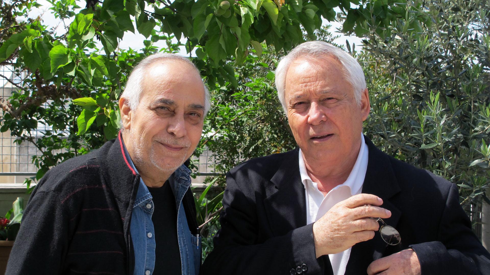 Γιώργος Σγουράκης, Γιώργος Ζιάκας