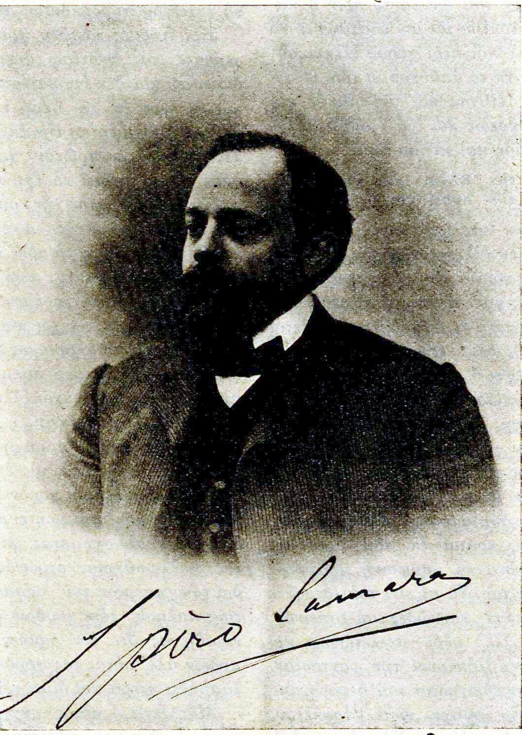 Σπυρίδων-Φιλίσκος Σαμάρας (1861-1917)