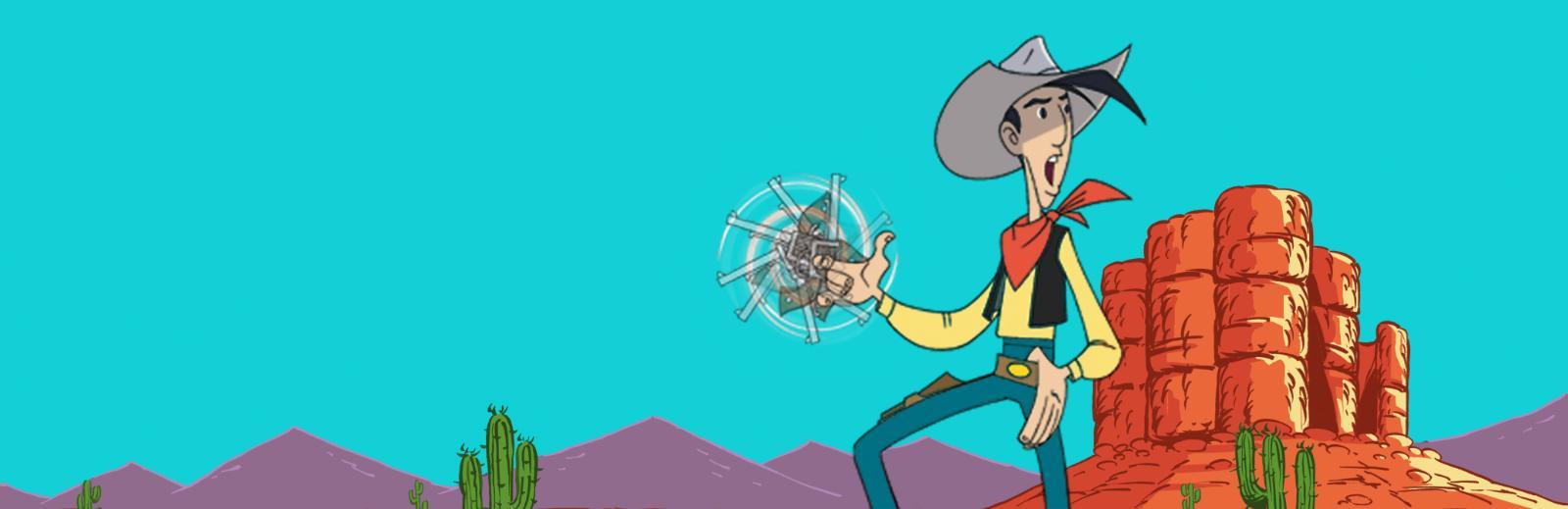 Lucky Luke Les Dalton en Cavale (2)