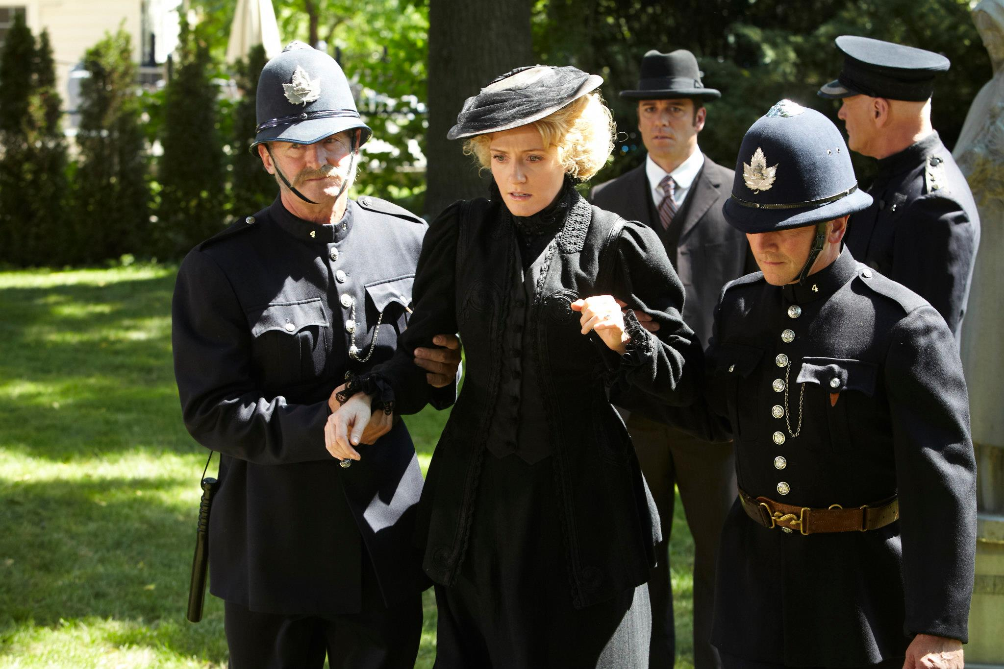 Murdoch Mysteries - Crime and Punishment (1)