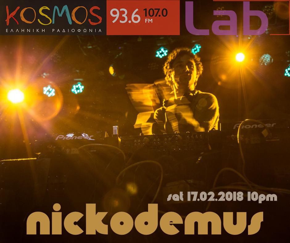 Nickodemus Kosmos 17-2-18