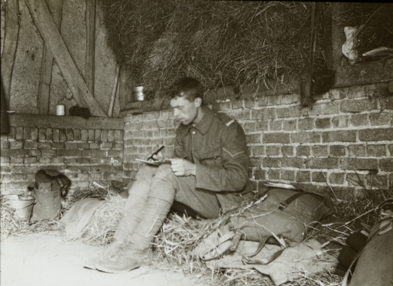 The Man Who Shot The Great War (3)