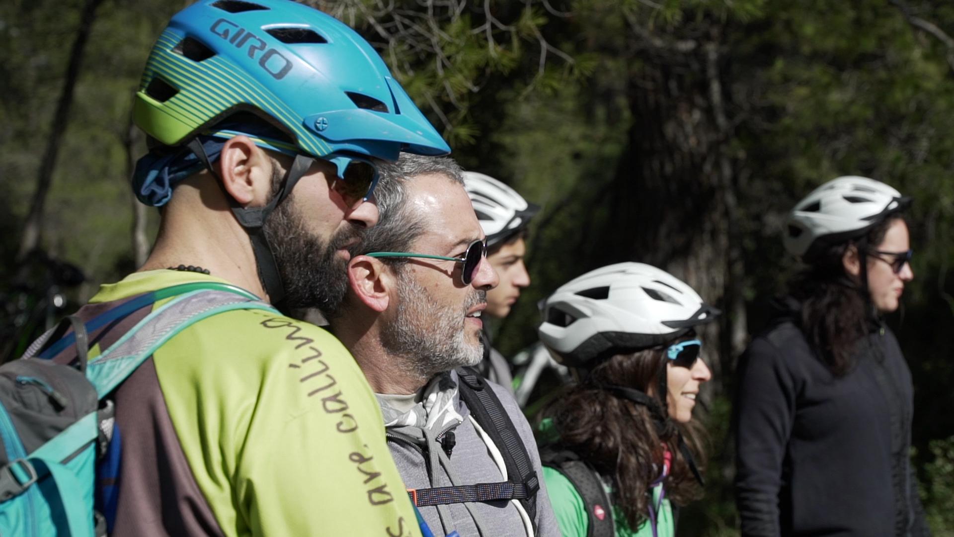 ΠΑΡΝΗΘΑ - «Ποδηλασία βουνού στην Πάρνηθα» (1)