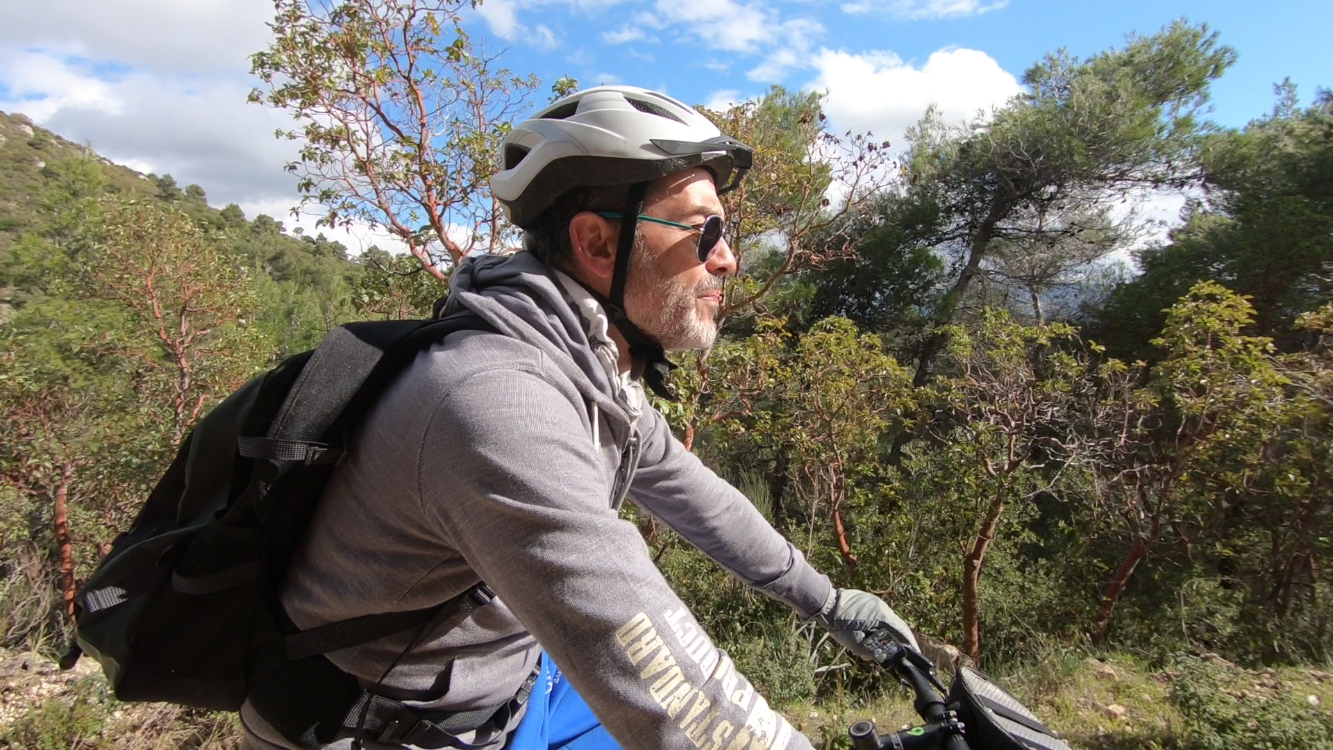 ΠΑΡΝΗΘΑ - «Ποδηλασία βουνού στην Πάρνηθα» (3)