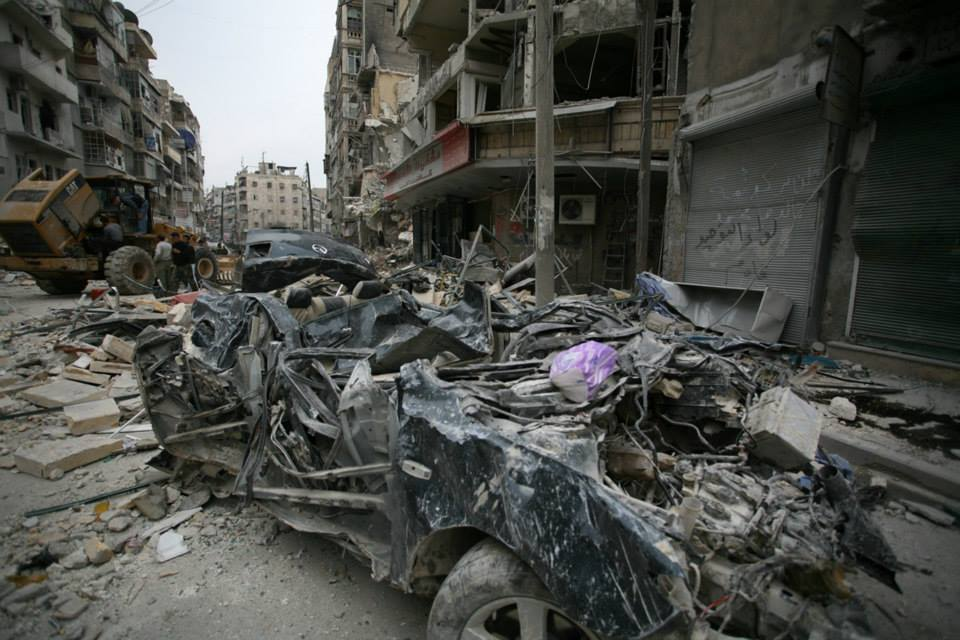 Aleppo Notes From the Dark (1)
