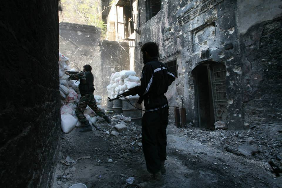 Aleppo Notes From the Dark (3)