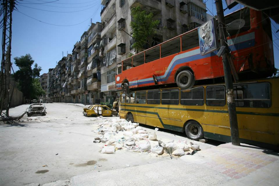 Aleppo Notes From the Dark (5)