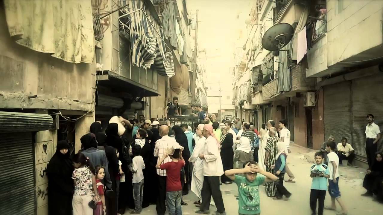 Aleppo Notes From the Dark (9)