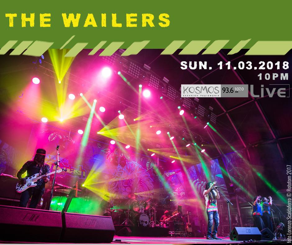 The Wailers Kosmos Live 11-3-18