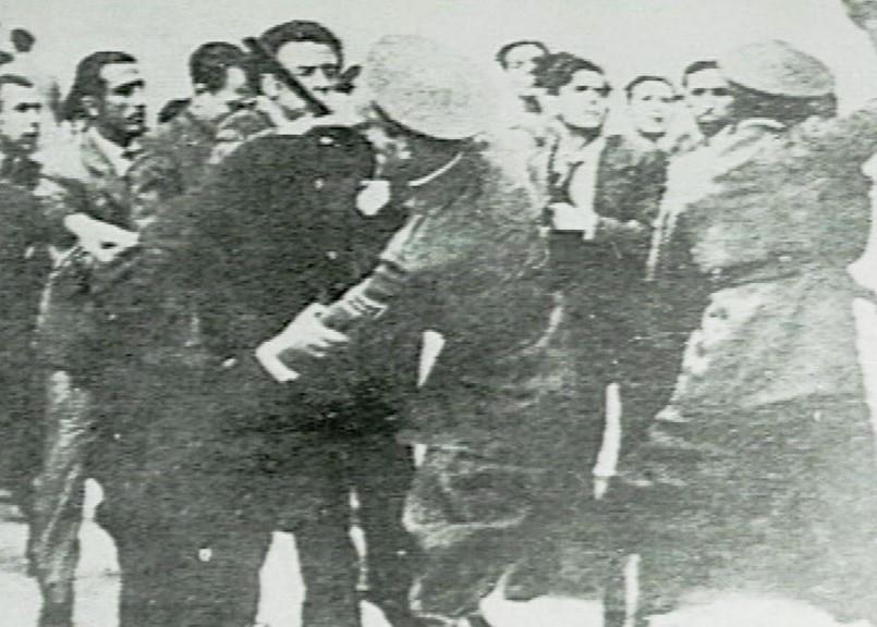 Μάης του '36 στη Θεσσαλονίκη (1)