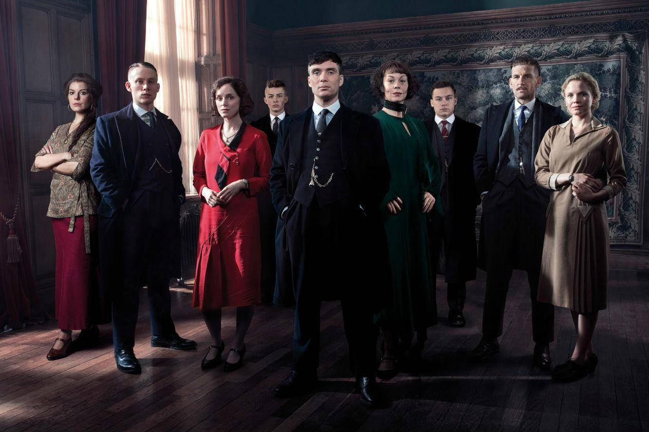 Peaky blinders - Season three (2)