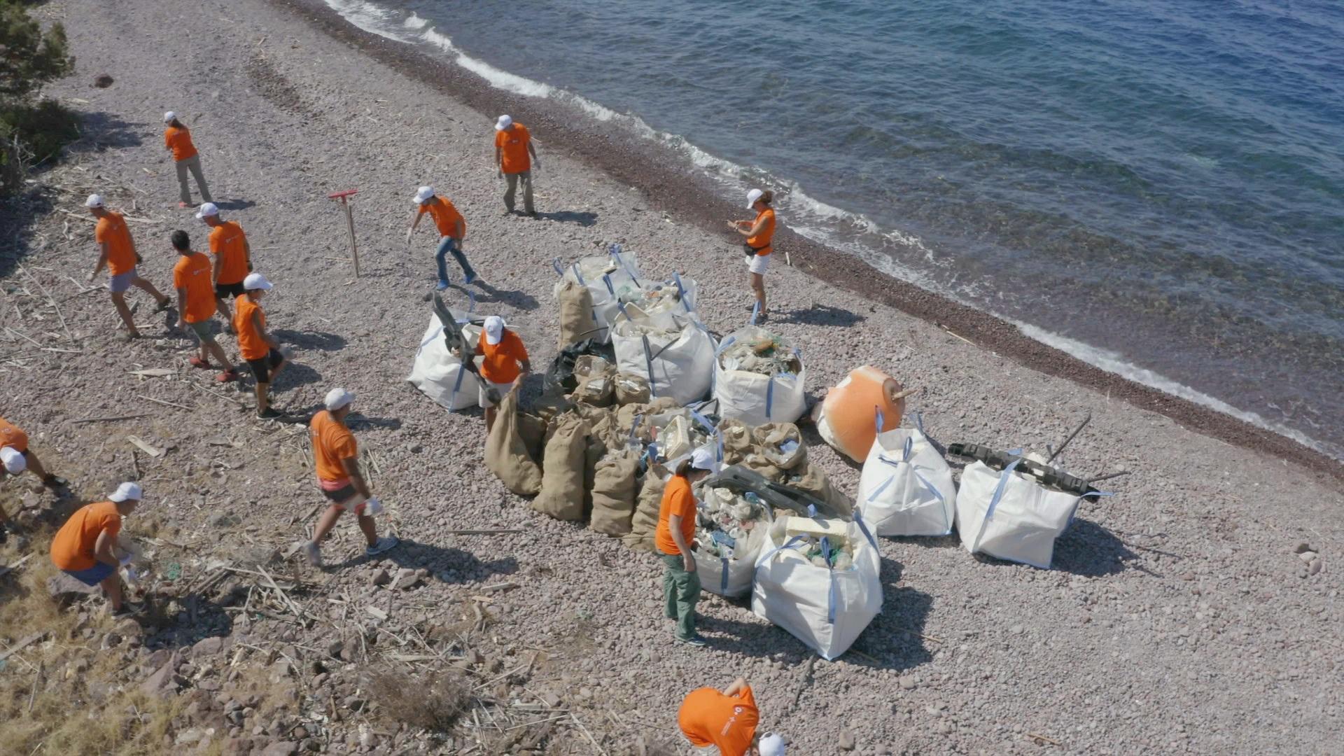 «Ένα αρχιπέλαγος χωρίς πλαστικά» – Ντοκιμαντέρ