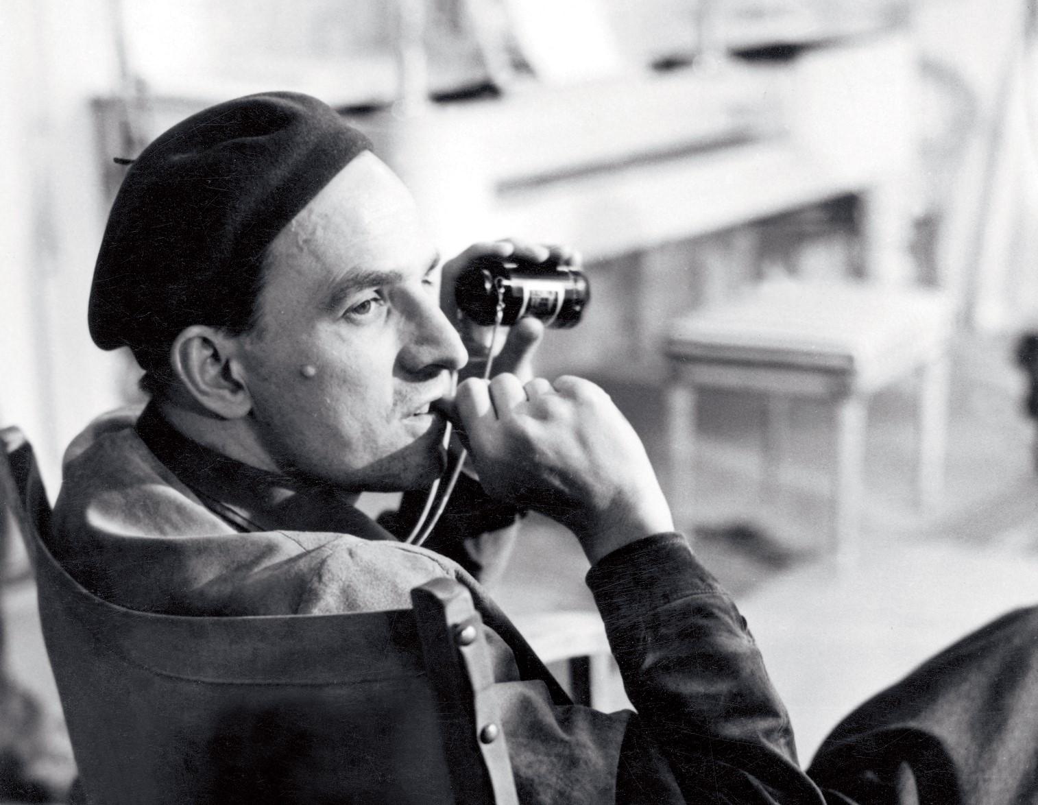 Στον κόσμο του Μπέργκμαν με το ERTFLIX - Δύο νέες ταινίες και ένα ντοκιμαντέρ για τον κορυφαίο δημιουργό | Ingmar Bergman 1